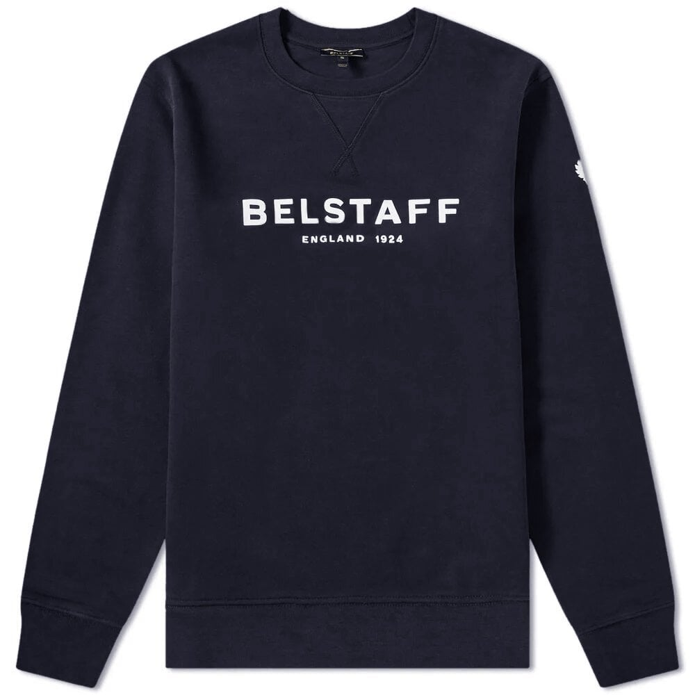 Belstaff Sweatshirt Colour: NAVY, Size: EXTRA LARGE