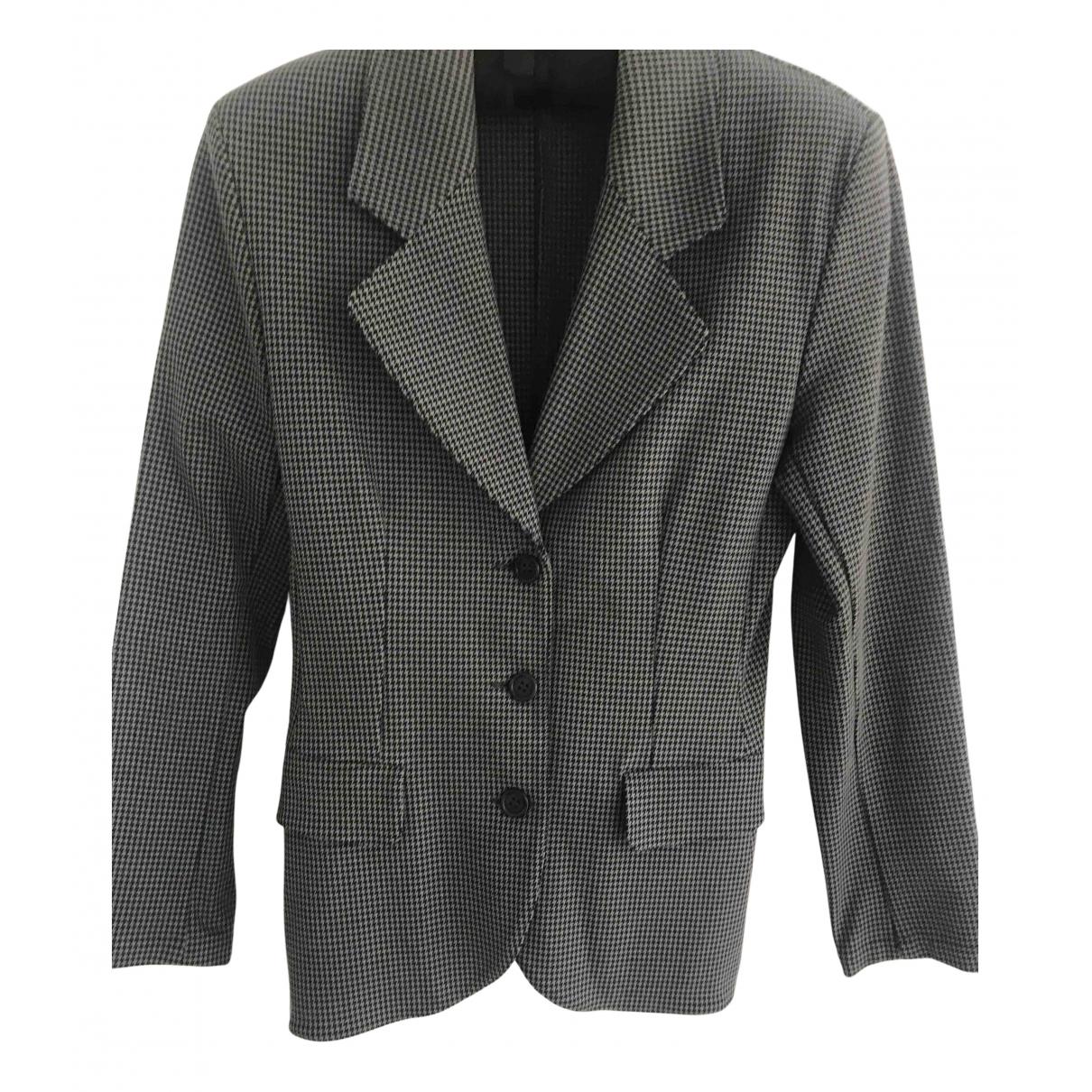 Cacharel N Grey jacket for Women 38 FR