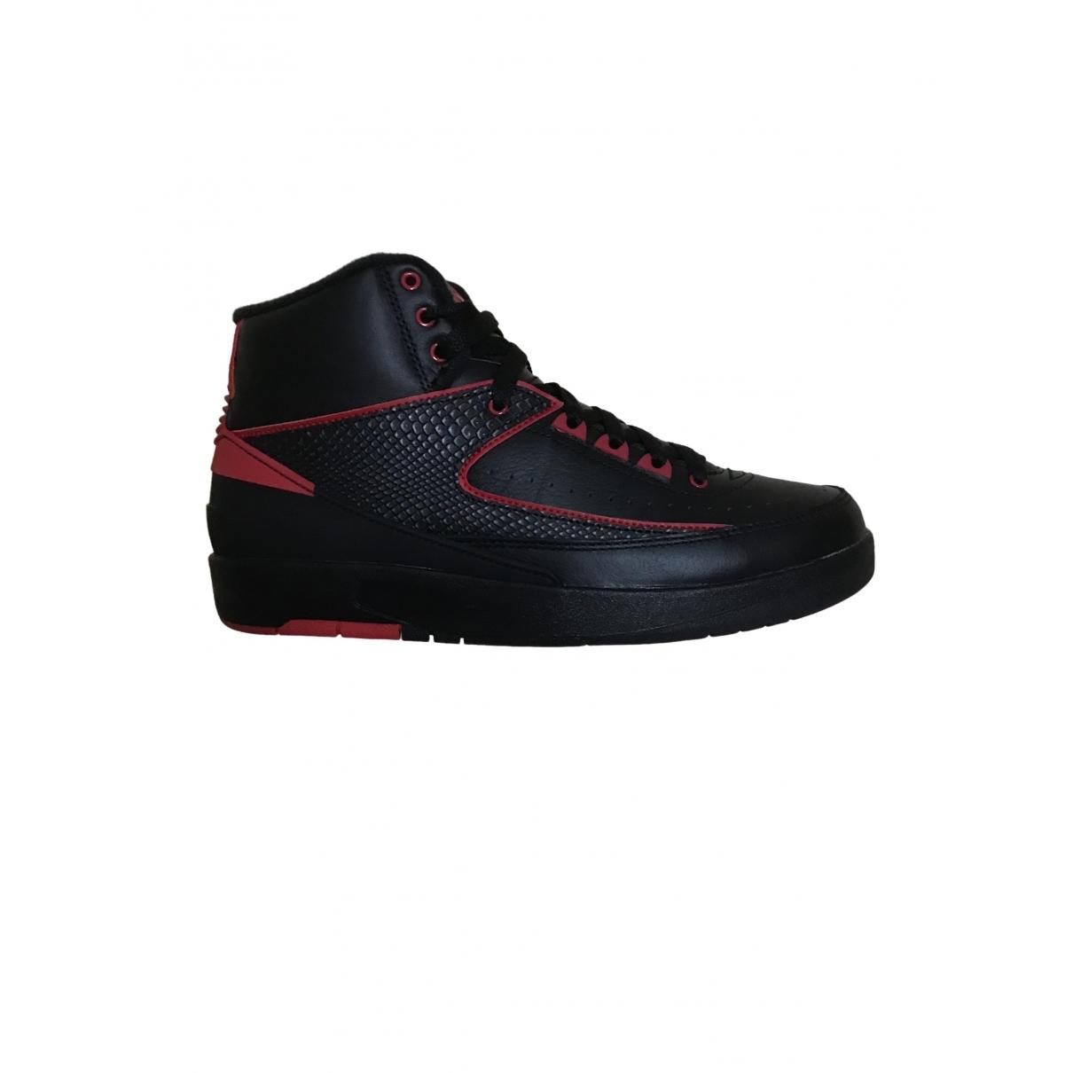 Deportivas Air Jordan 2  de Cuero Jordan