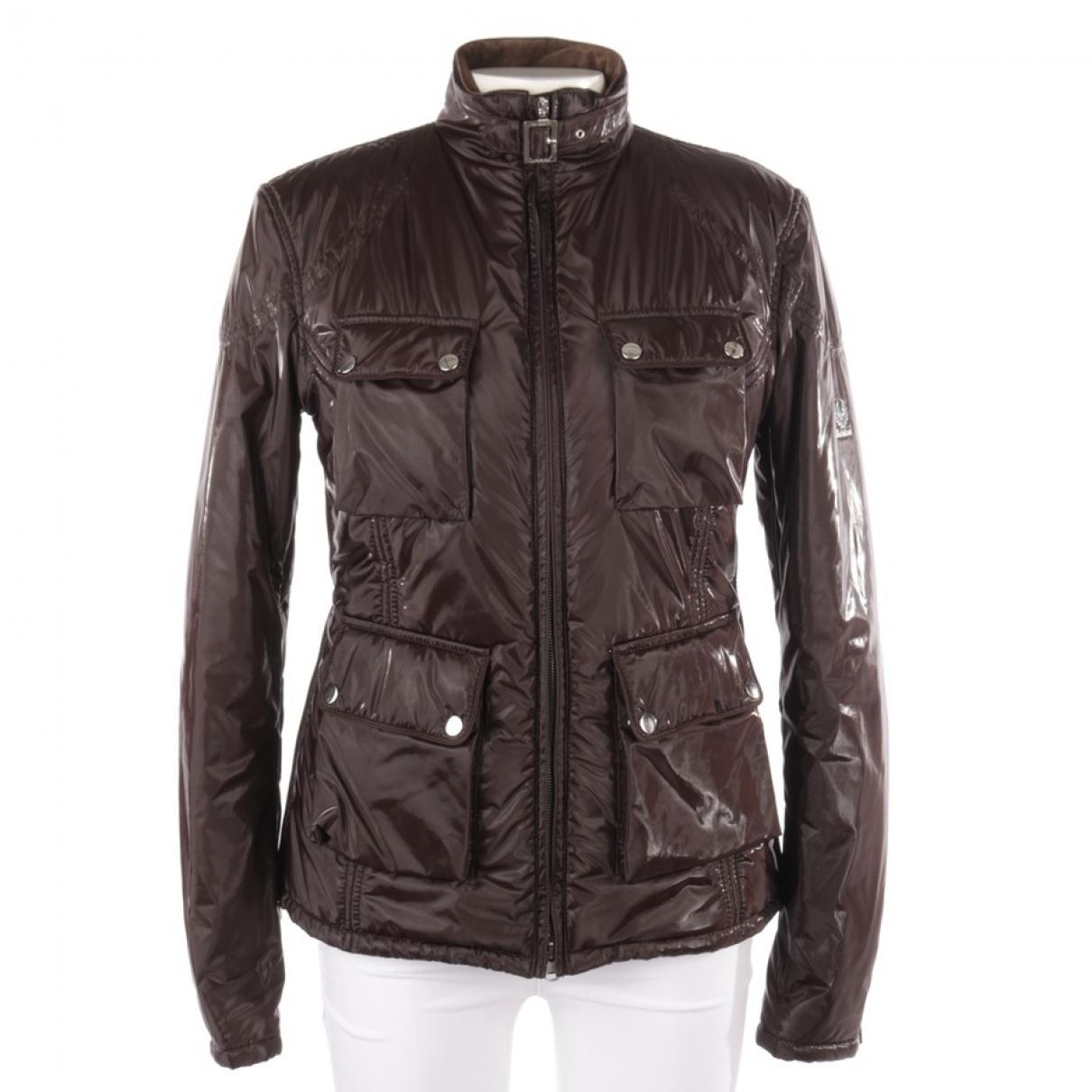 Belstaff \N Brown jacket for Women 40 FR