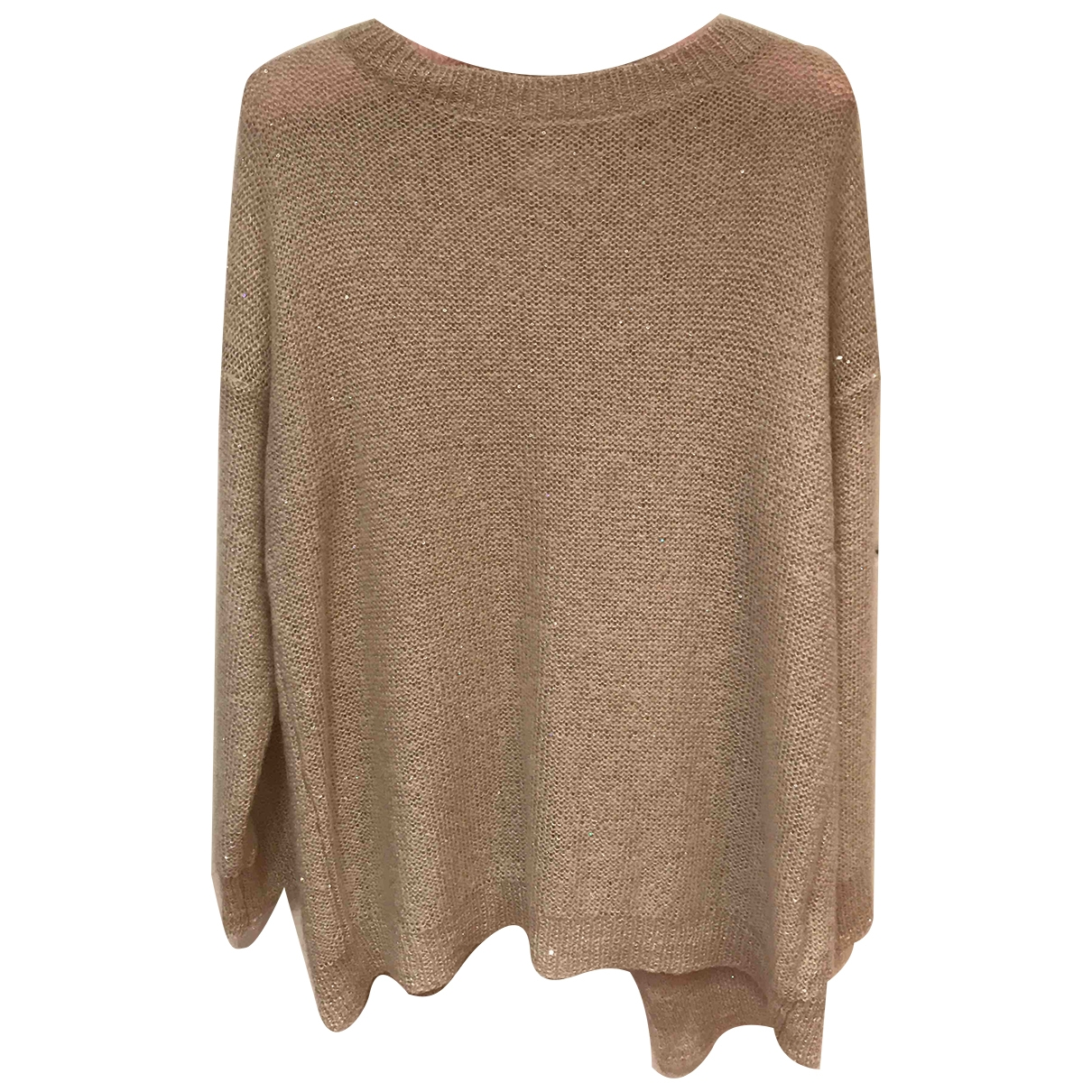 Vicolo \N Pullover in  Beige Polyester