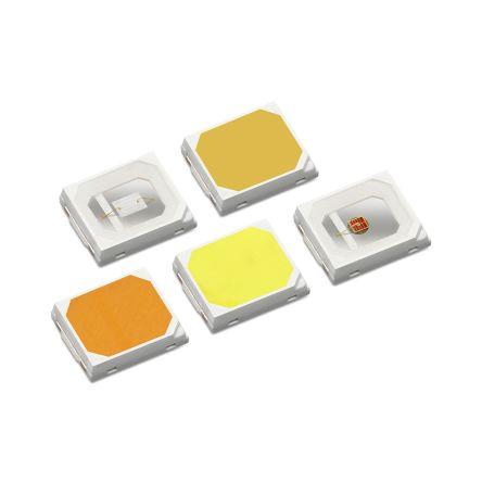 Lumileds 2.5 V Red-Orange LED 2835 SMD,  LUXEON 2835 L128-RNG1003500000 (4000)