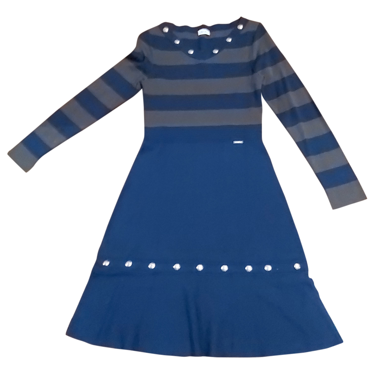 Liu.jo N Blue dress for Women 38 FR