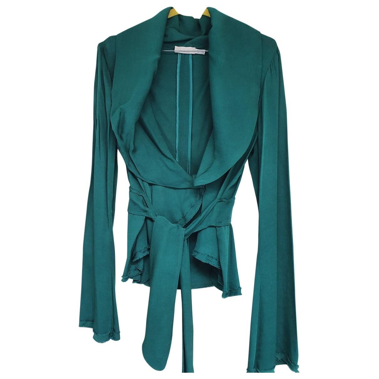 Pinko \N Green jacket for Women 46 IT