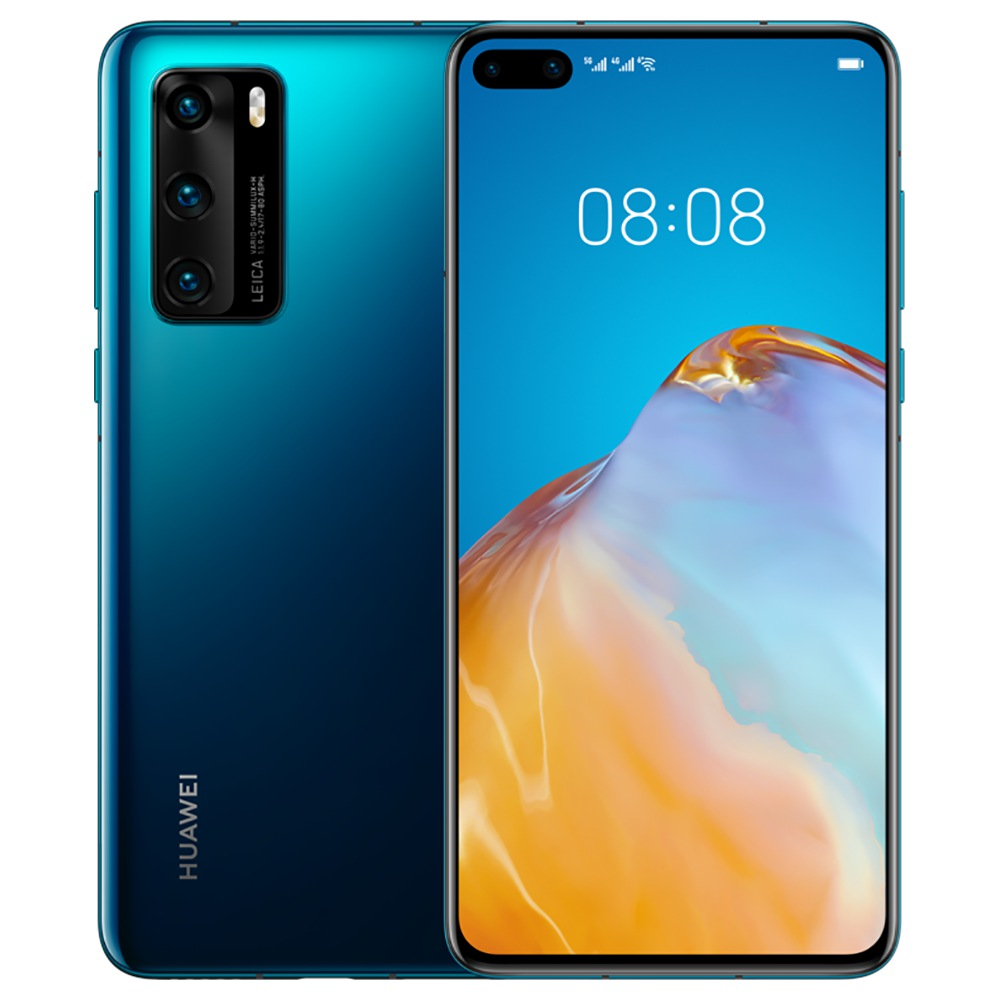 HUAWEI P40 6.1 8GB 128GB 5G Smartphone Blue