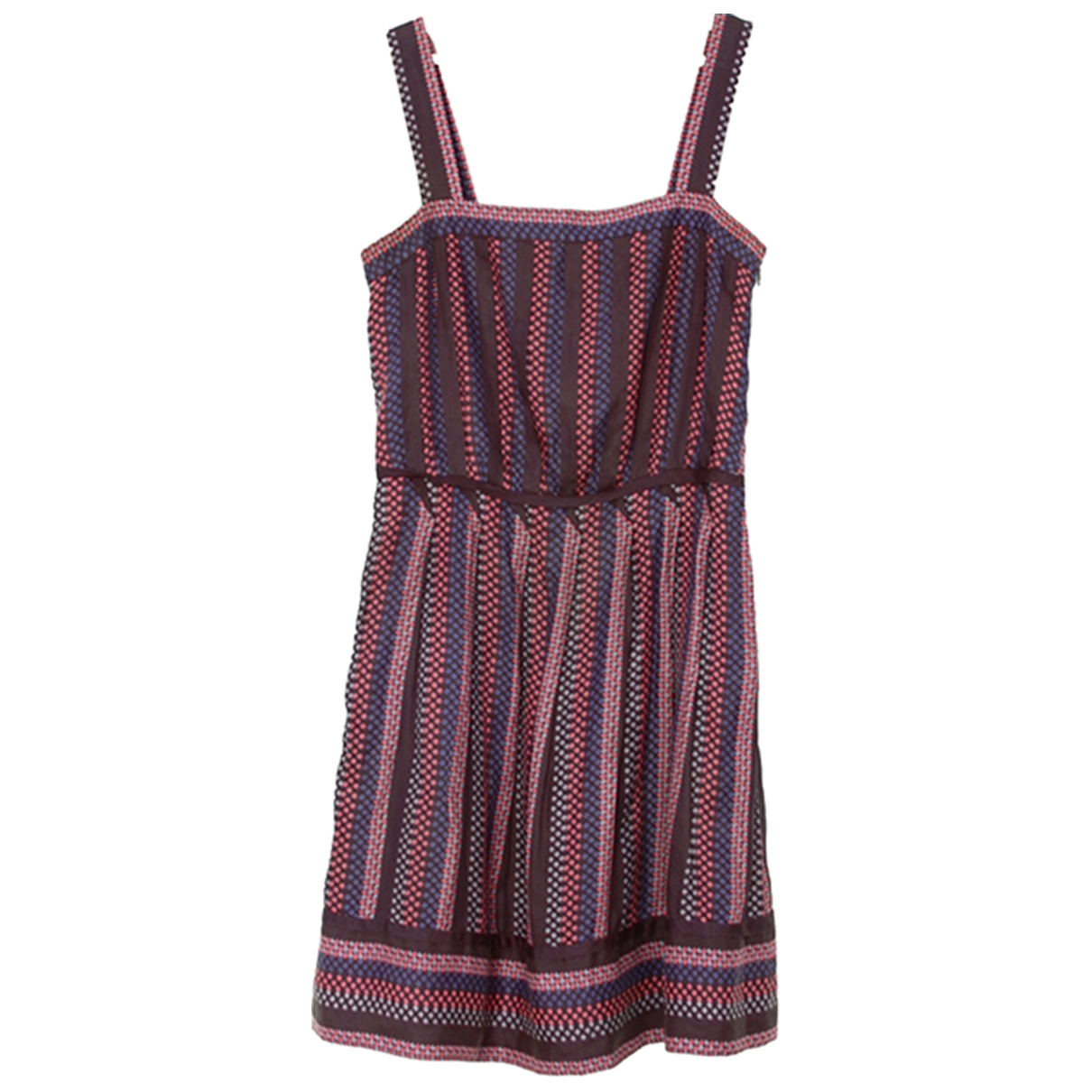Marc By Marc Jacobs \N Multicolour Silk dress for Women 6 US
