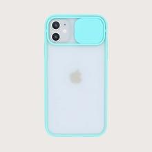 1 Stueck iPhone Etui mit Push Pull Linsen Schutzabdeckung