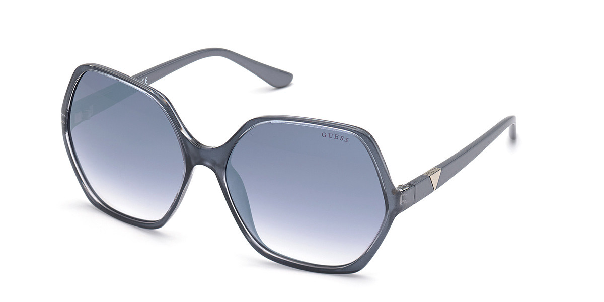 Guess GU 7747 20C Women's Sunglasses Grey Size 62