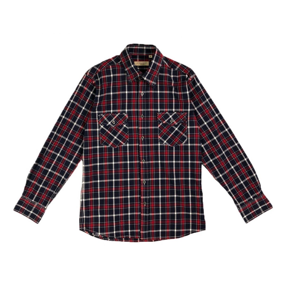 Burberry \N Hemden in  Rot Baumwolle