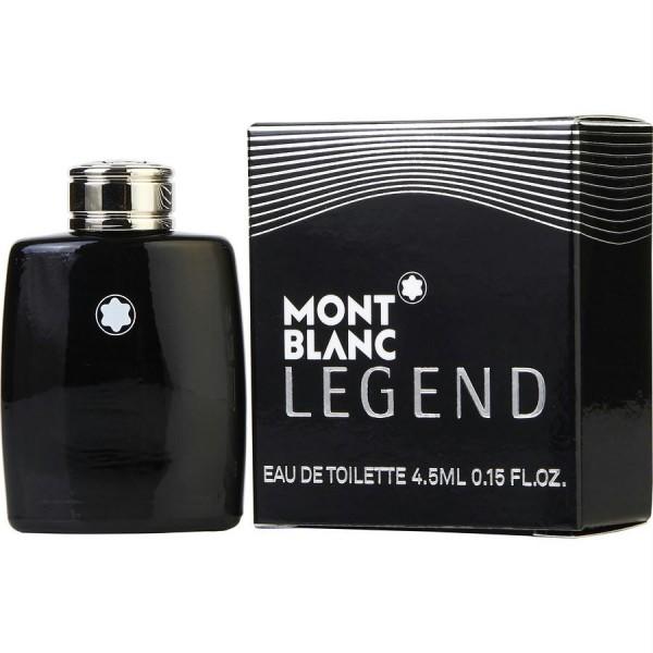 Mont Blanc Legend - Mont Blanc Eau de Toilette 4.5 ML