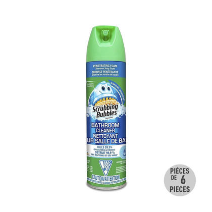 We Remain Open Bathroom Cleaner, Fresh Scent Scrubbing Bubbles® 623g