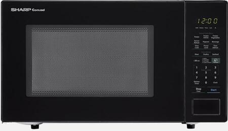 SMC1441CB 1.4 Cu Ft 1000w microwave w/ 12.75