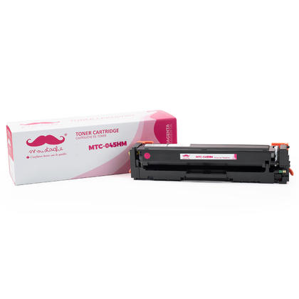 Compatible Canon 045H Magenta Toner Cartridge High Yield 1244C001