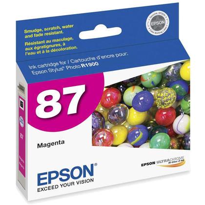 Epson T087320 Original Magenta Ink Cartridge