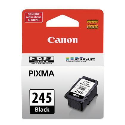 Canon PIXMA TR4520 Original Black Ink Cartridge, Standard Yield