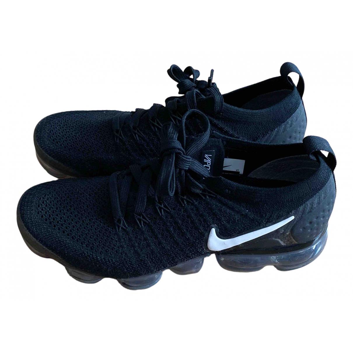 Nike - Baskets VaporMax Plus pour femme - noir