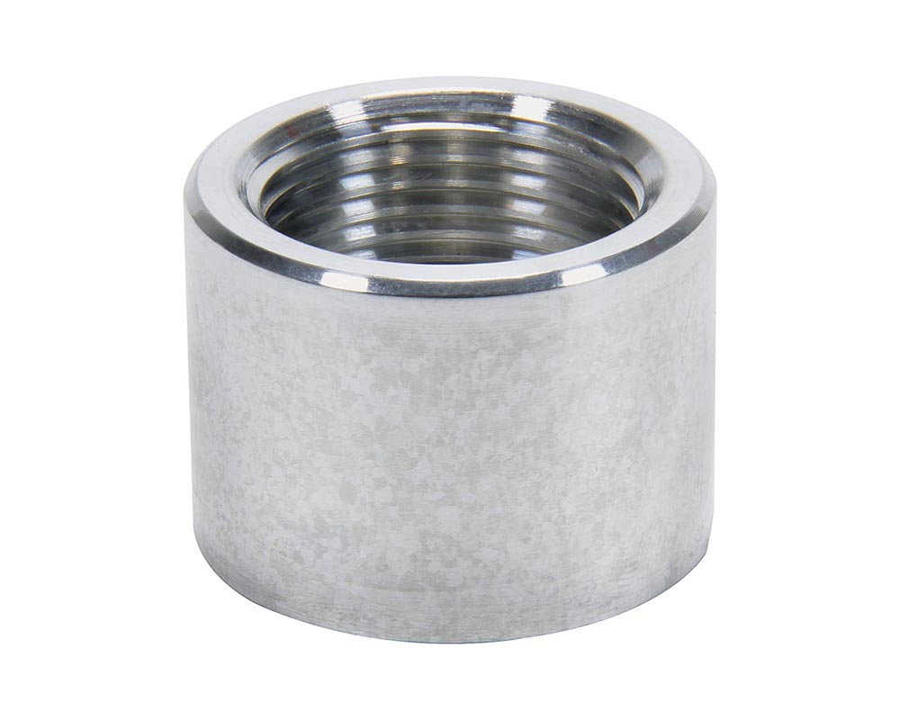 Allstar Performance ALL50743 NPT Female Weld Bung 1/2in-14 Aluminuminum ALL50743