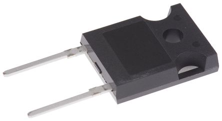 Wolfspeed 1700V 26.3A, SiC Schottky Diode, 2-Pin TO-247 C3D25170H