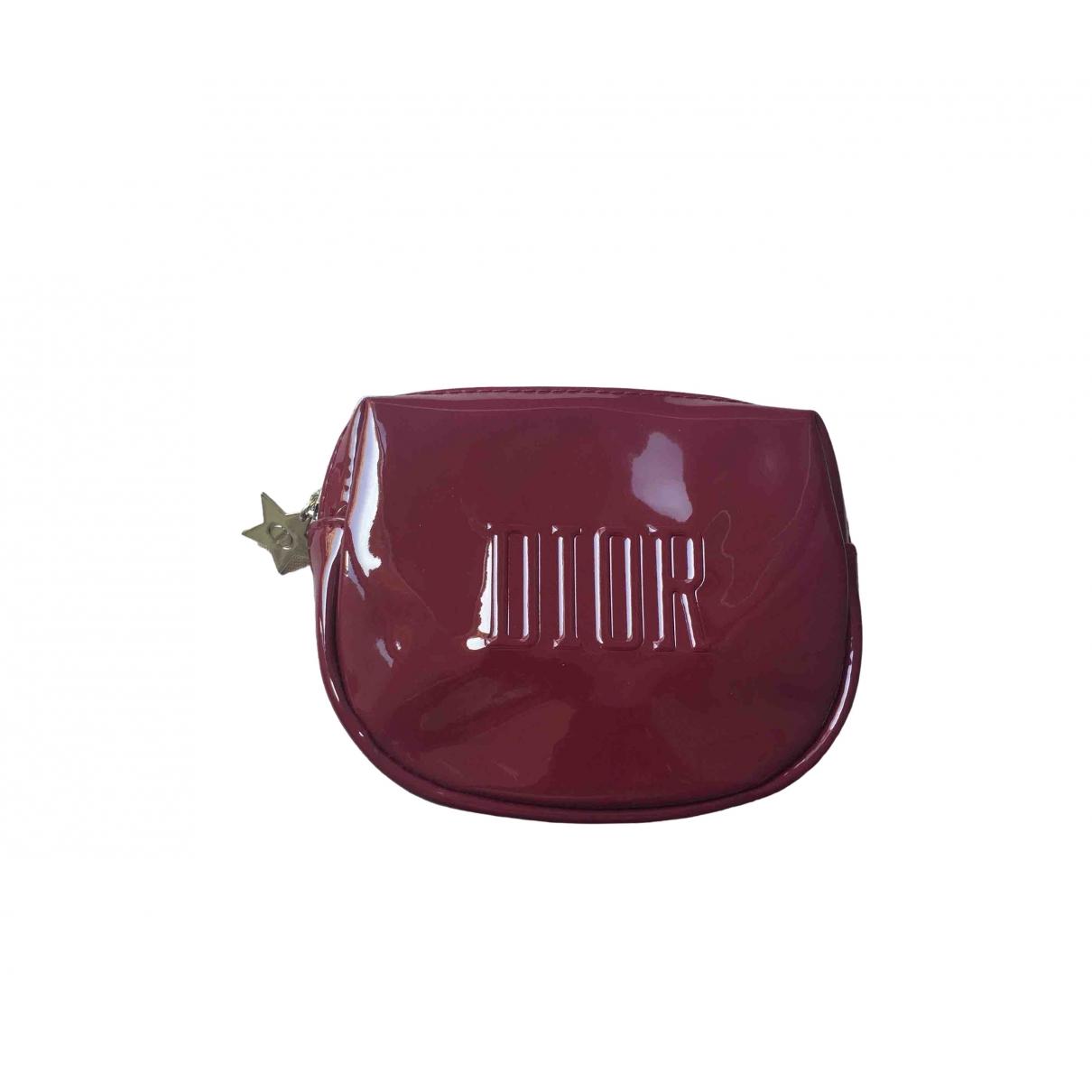 Dior \N Purple Travel bag for Women \N