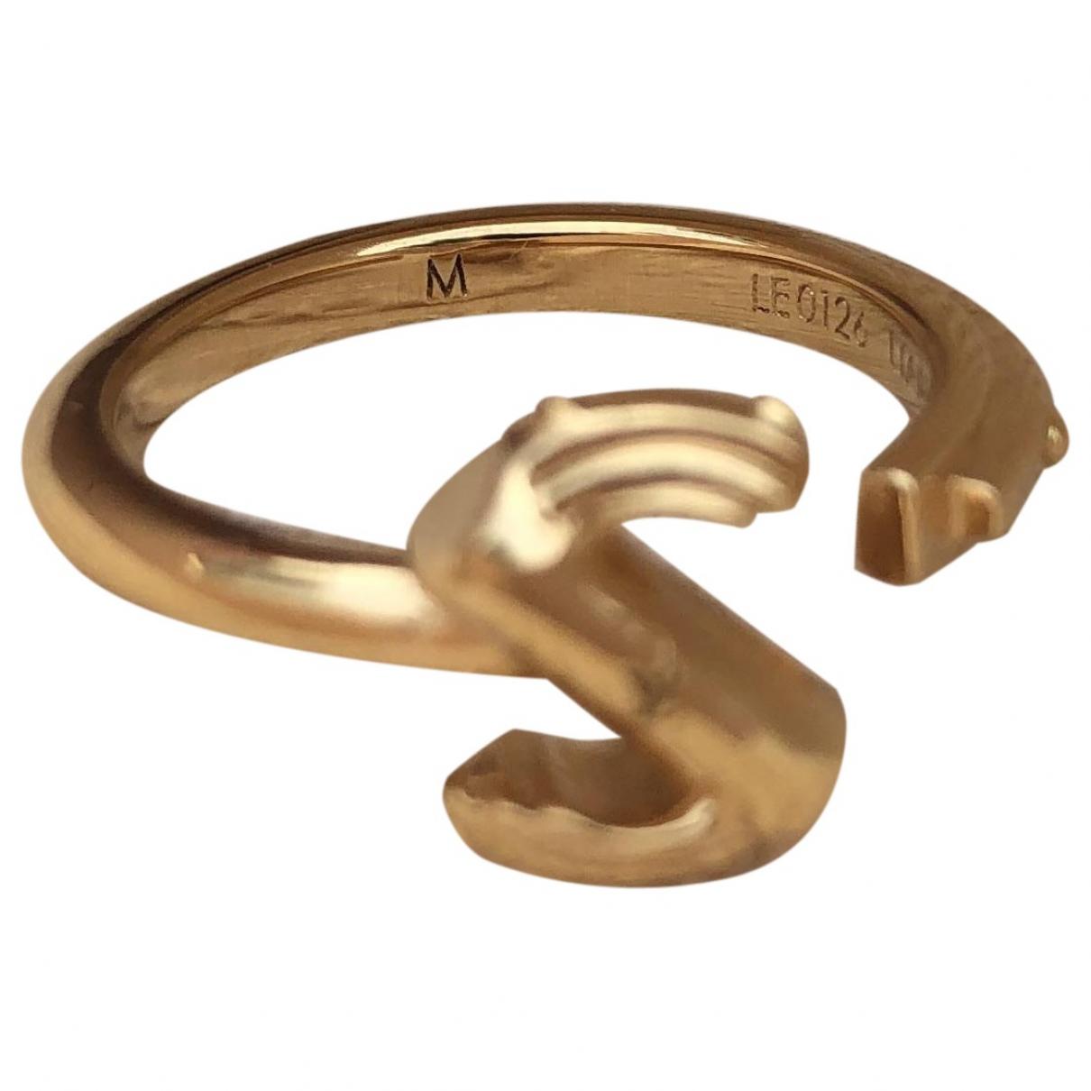 Louis Vuitton - Bague   pour femme en metal - dore
