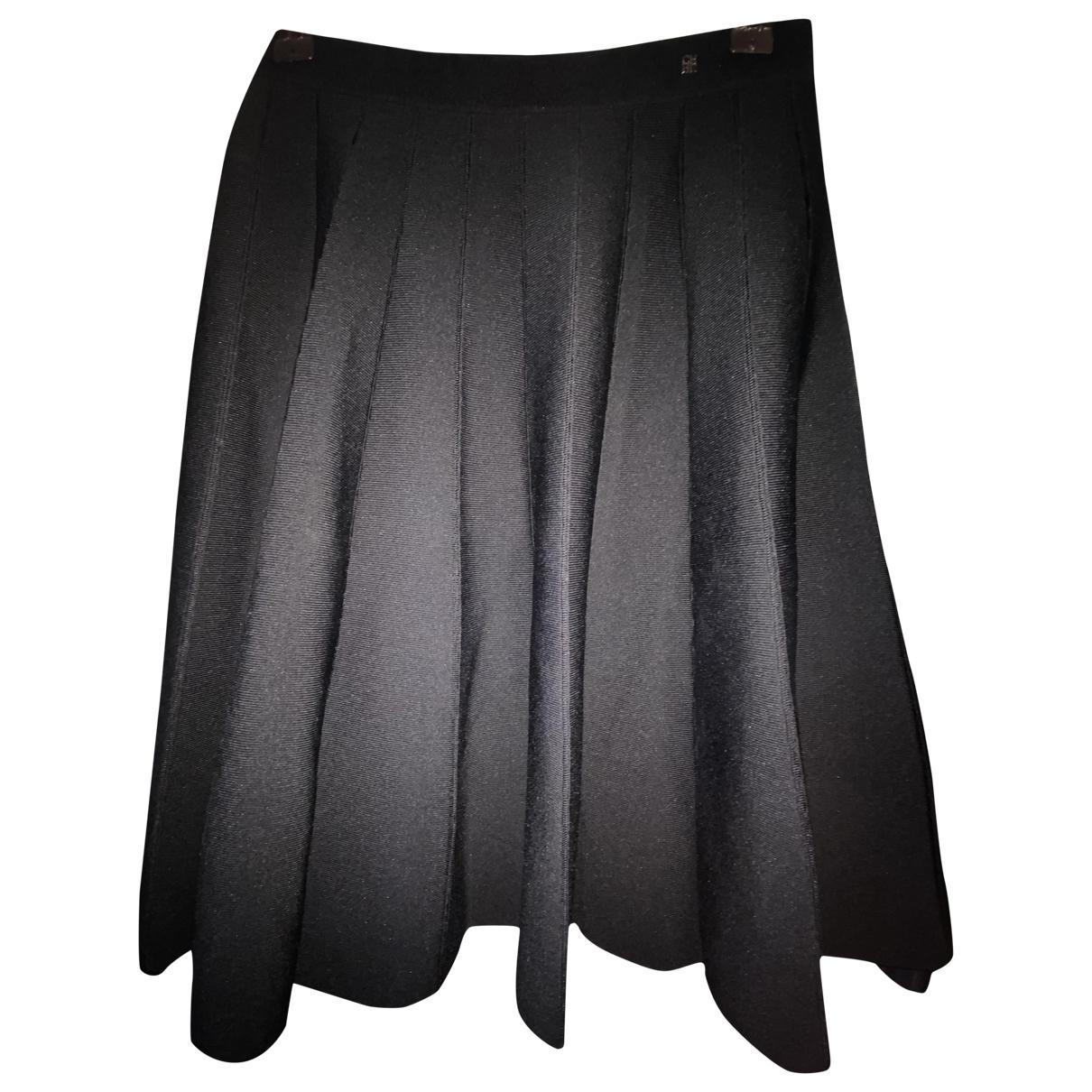 Carolina Herrera N Black skirt for Women 2 0-5