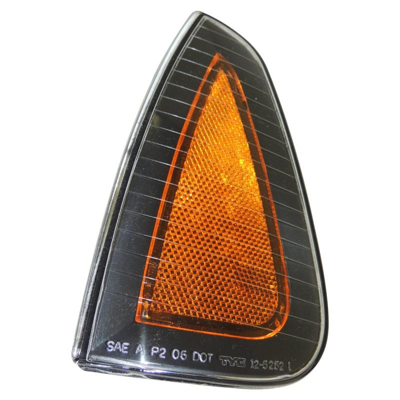 Crown Automotive 4806219AD Jeep Replacement Left Side Marker Light Assembly for 6/7/2005 to 2010 Dodge LX Charger Dodge Charger Front Left 2006-2010