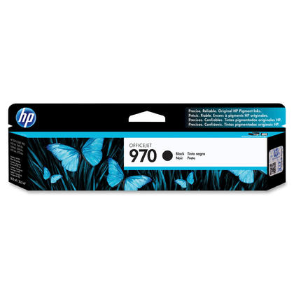 HP 970 CN621AM Original Black Ink Cartridge