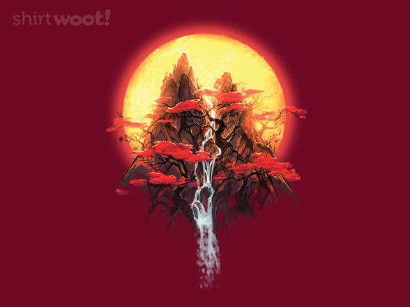 Autumn Sun T Shirt