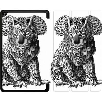 Amazon Fire HD 8 (2017) Tablet Smart Case - Koala von BIOWORKZ