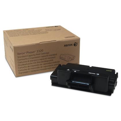 Xerox 106R02305 cartouche de toner originale noire pour l'imprimante Phaser 3320