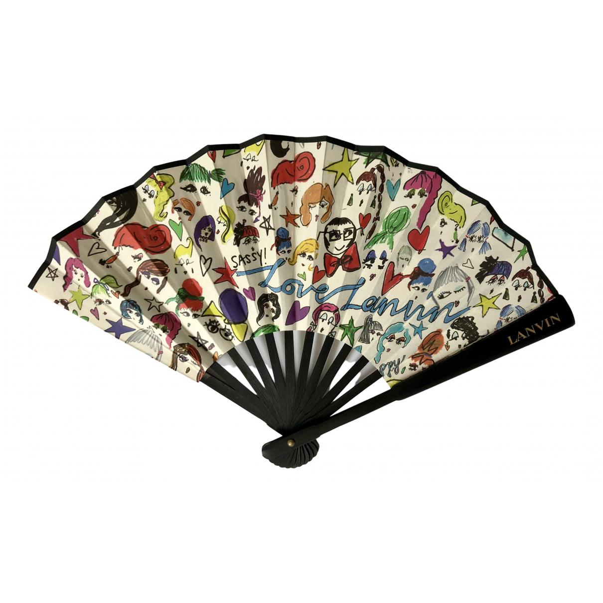 Lanvin - Objets & Deco   pour lifestyle en bois - multicolore