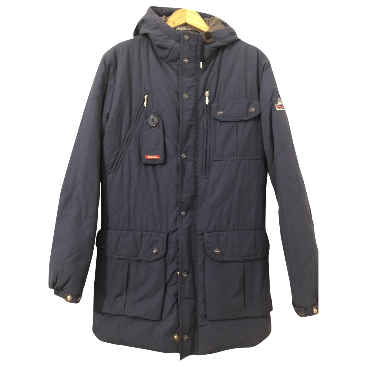 Non Signé / Unsigned \N Blue jacket  for Men 4 0 - 6