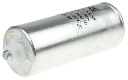 RS PRO 10μF Polypropylene Capacitor PP 440V ac ±10% Tolerance Screw Mount