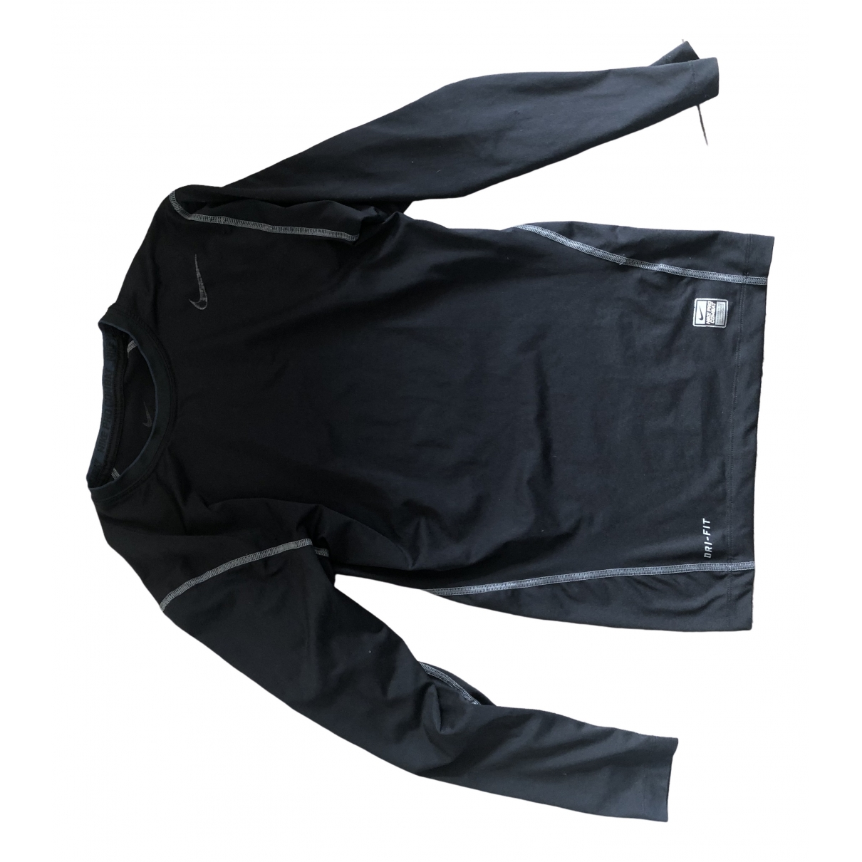 Nike - Tee shirts   pour homme - noir