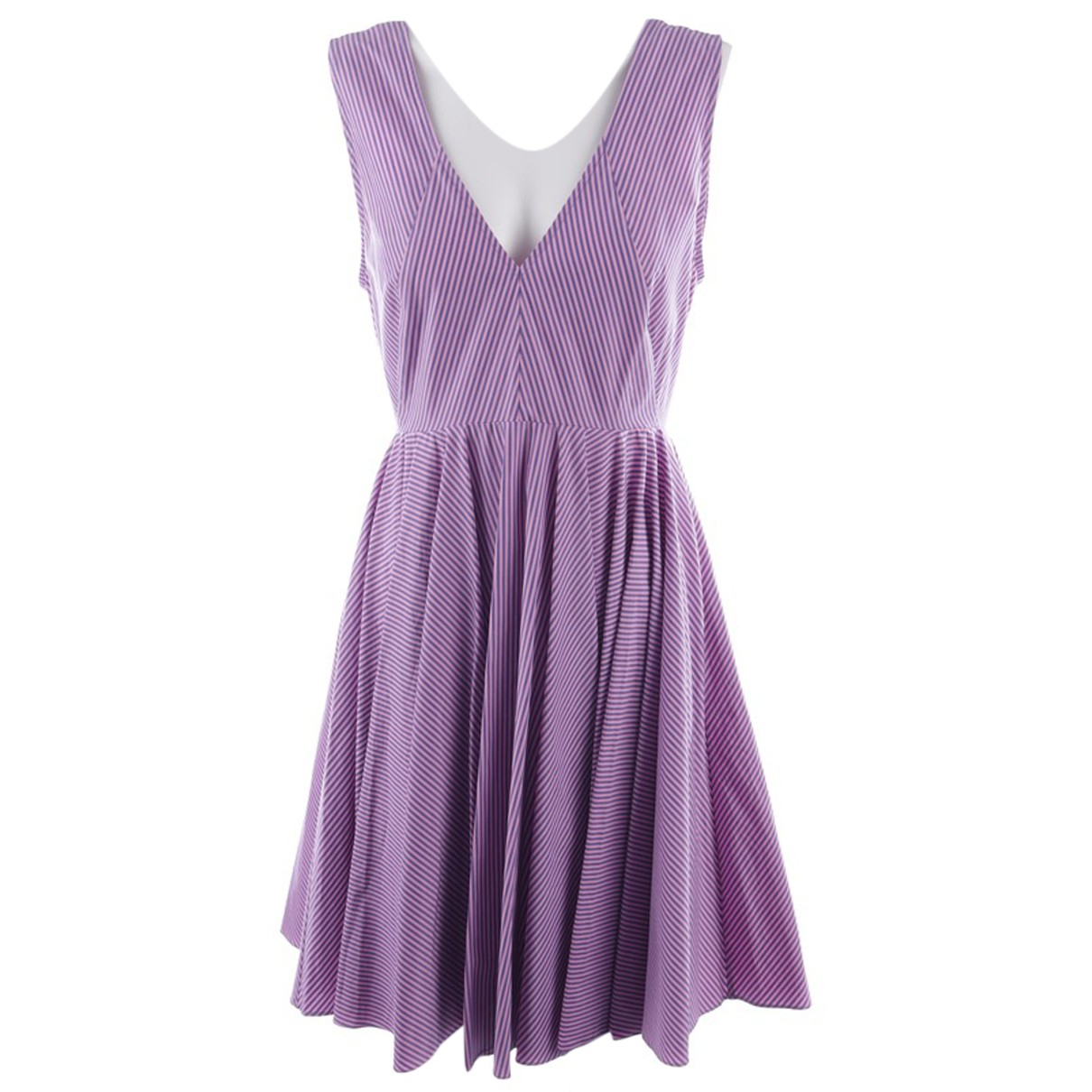 Sandro N Pink Cotton dress for Women 36 IT