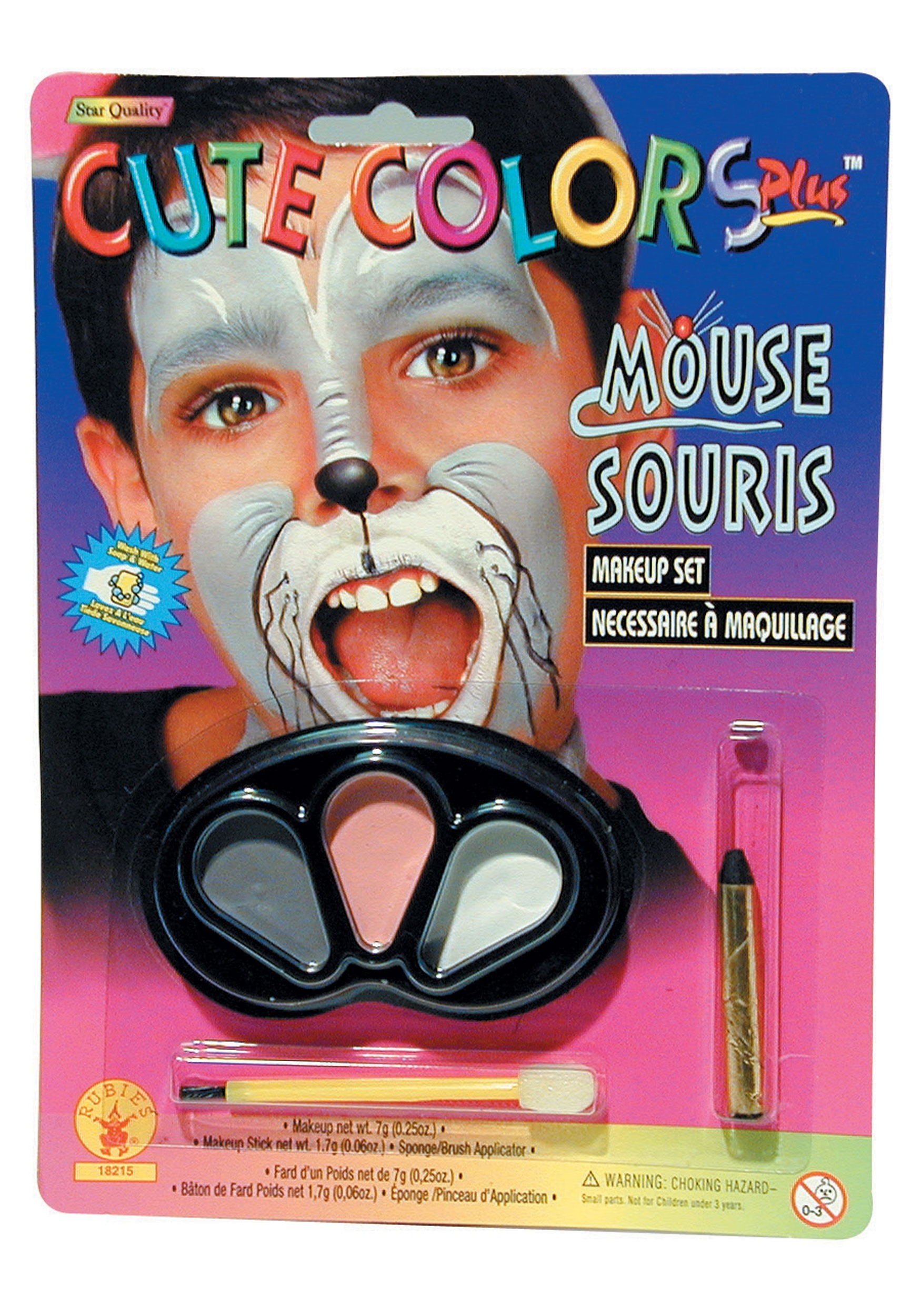 Rubies Mouse Makeup Kit