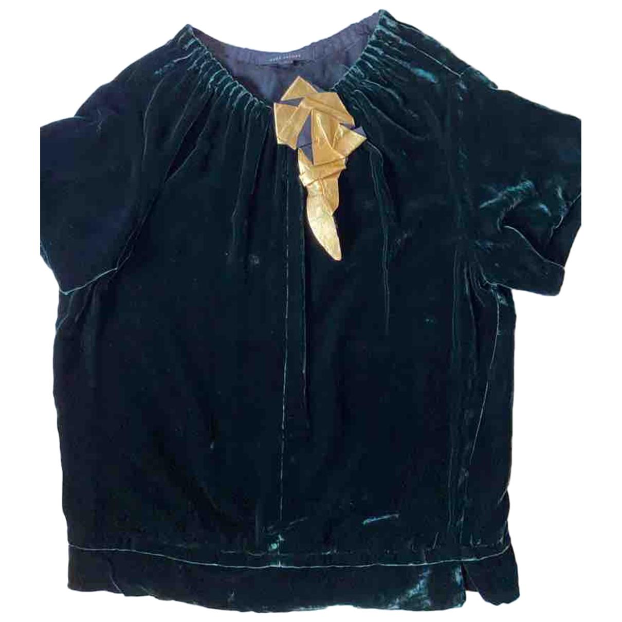 Camiseta de Terciopelo Marc Jacobs
