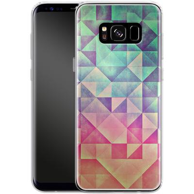 Samsung Galaxy S8 Silikon Handyhuelle - Myllyynyre von Spires