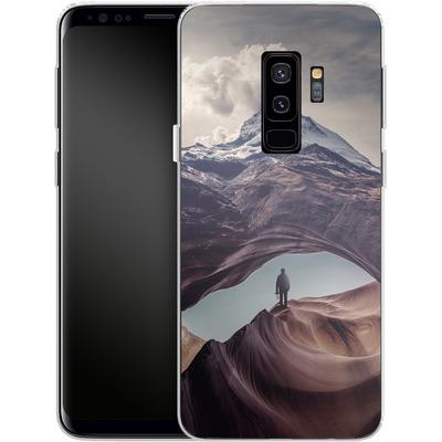 Samsung Galaxy S9 Plus Silikon Handyhuelle - The Great Outdoors von Enkel Dika