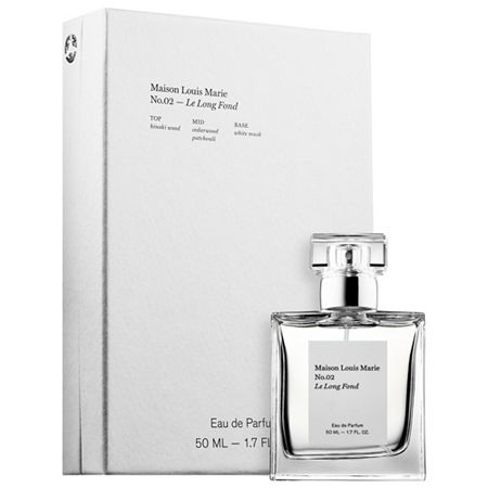 Maison Louis Marie No.02 Le Long Fond Eau de Parfum, One Size , Multiple Colors