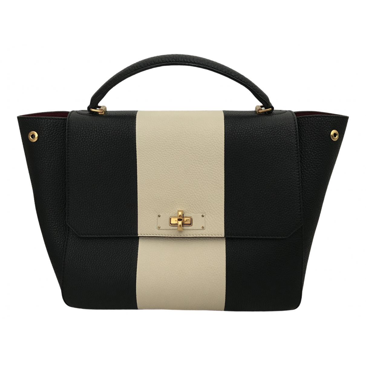 Bally \N Black Leather handbag for Women \N
