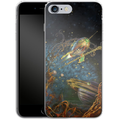 Apple iPhone 6s Plus Silikon Handyhuelle - Myles Pinkeney - The Archway von TATE and CO