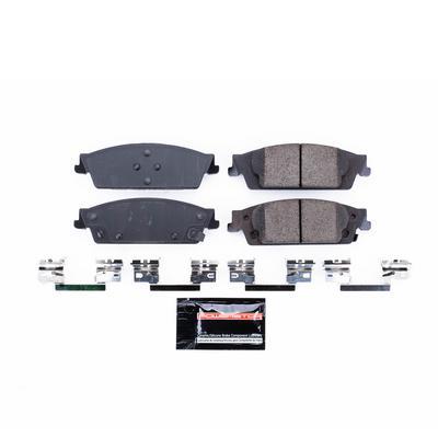 Power Stop Z23 Evolution Sport Brake Pads - Z23-1707