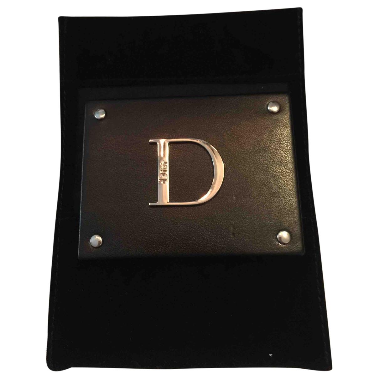 Dior - Objets & Deco   pour lifestyle en acier - noir