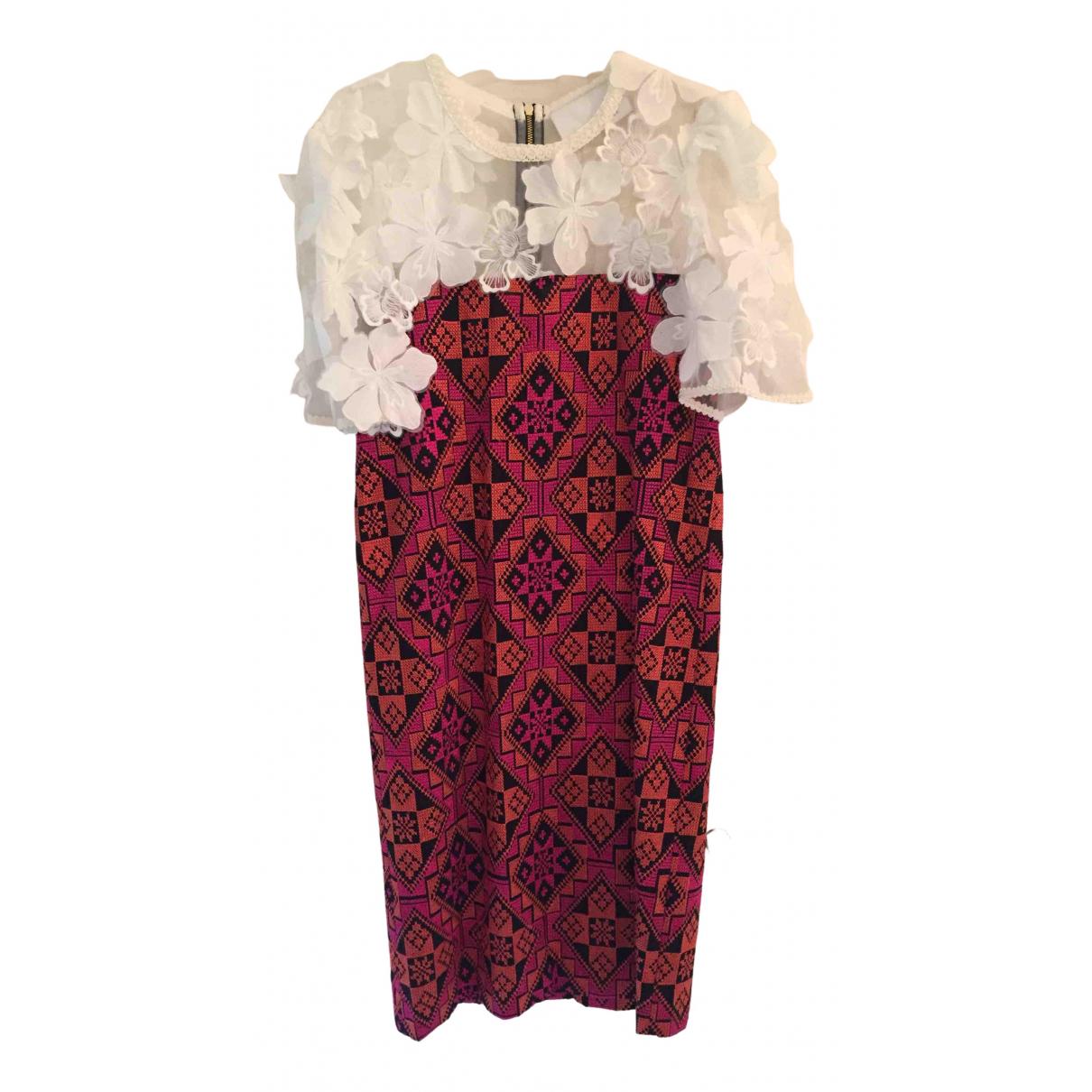 Non Signé / Unsigned \N Multicolour dress for Women 36 FR
