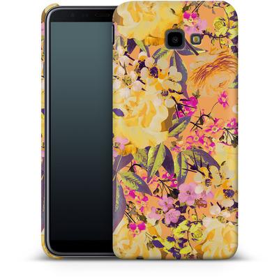 Samsung Galaxy J4 Plus Smartphone Huelle - Symmetric Spring von Zala Farah