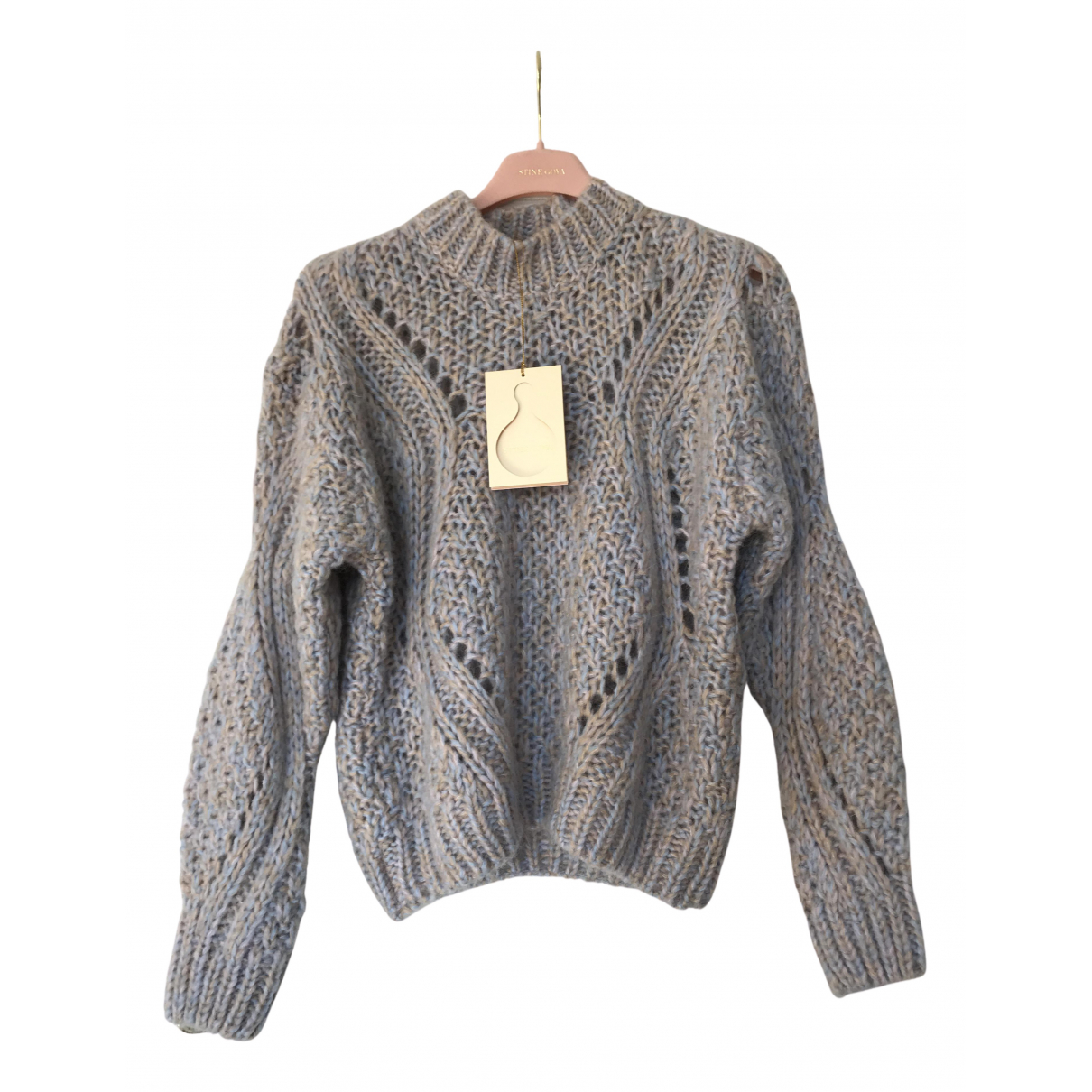 Stine Goya N Grey Knitwear for Women XS International