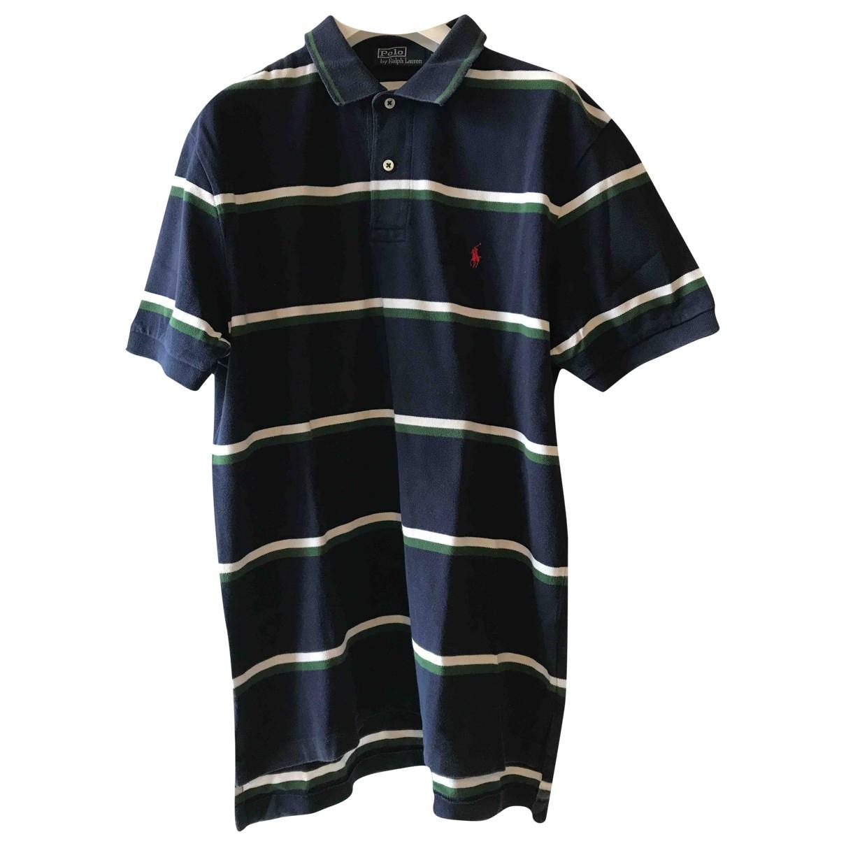 Polo Ralph Lauren - Polos   pour homme en coton - bleu