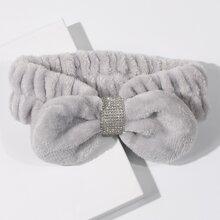 Ear Detail Bath Headband