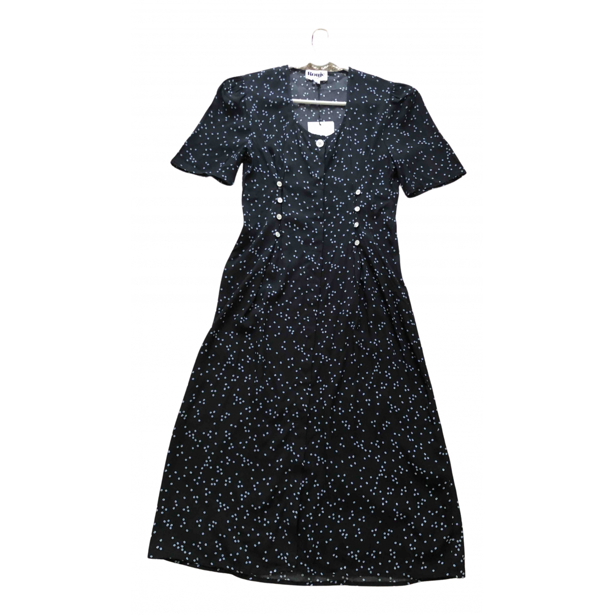 Rouje - Robe Spring Summer 2020 pour femme - marine